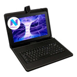 Tablet Pc  7 Android Wifi Kids Netbook Chicos Hd + Teclado