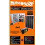 Heladera 12v 170 Litros + Kit Solar Completo Mundosolar