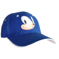 ff33e165c4d44 Gorra Sonic Boom Azul Y Blanco Muy Buena Juguetería Medrano en venta ...