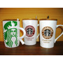 Taza Jarro Starbucks + Cuchara + Tapa Masdetodo