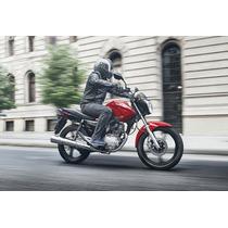 Honda Cg150 Titan 0km. 2016 En Motorrader!!!