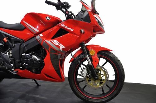 Motomel Sr 200 R 0km 200cc  2020 No Gilera Vc 200 R