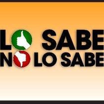 Juego Lo Sabe No Lo Sabe - Original De Gato Garabato De Tv !