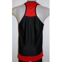 Remera Musculosa Lucha Boxeo Fitness Aerobic Gym Talle M