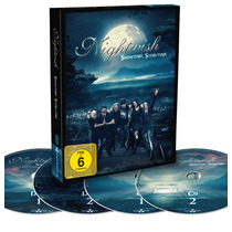Nightwish Showtime Storytime 2dvd+2cd Imp.new Orig. En Stock