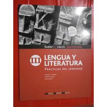Lengua Y Literatura 3 Santillana