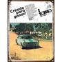 Cartel De Chapa Publicidad Antigua 1967 Torino L214