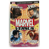 Marvel Vs Nº 04 Daredevil Vs Punisher // X-men Vs Pantera N