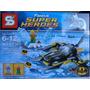 Batman Aquaman Artic Super Heroes Minifiguras Sy Nuevo!