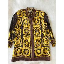 8da465c62d Camisa Mujer Estampado Versac 100% Seda en venta en Capital Federal ...