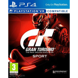 Juego Playstation Gran Turismo Sport Makkax