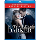 Fifty Shades Darker   Blu-ray + Dvd Original  Nuevo Import