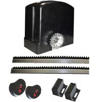 Automatizacion Kit Motor Porton Corredizo Suchi Hasta 500kg