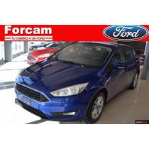 Ford Focus Nuevo 1.6 N S 0km 2016 Forcam Md