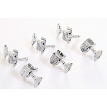 Grover 150c Imperial Tuners - 3+3 - Chrome