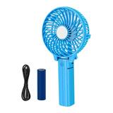 Ventilador Portatil Recargable Usb Handy Mini Fan Rebatible
