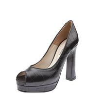 Zapato Stiletto De Cuero Pepe Cantero