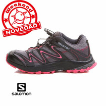 Zapatillas Salomon Trail Score -weekendpesca -ultimas