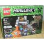 Escenario Para Armar Y Figuras Minecraft Barbaros Blockes