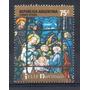 Argentina 2000 Gj 3099** Mint Navidad Vitral Vitreaux