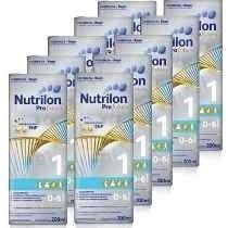 Nutrilon 1 Carton Pro Futura Leche Bebes 200 Ml X 30u Hierro