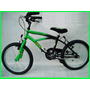 Bicicleta Playera R/16 ( Ben 10 )