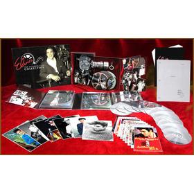 Elvis Collection Tevecompras Dvds + Material Elvis Presley