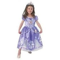 Disfraz De Princesa Princesita Sofia Original Disney !!