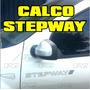 Calco Stepway Renault Sandero Calcomania Ploteoya!