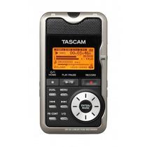 Tascam Dr-2d Grabador Digital Portatil Stereo Gtia Oficial