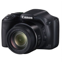 Camara Canon Powershot Sx400 Is 16mp, 720p + Memoria 8gb