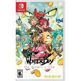Wonderboy The Dragons Trap Juego Físico Nintendo Switch