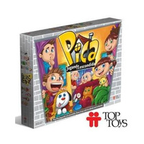 Juego Pica Jugando A Las Escondidas - Top Toys