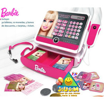 Registradora Barbie Fashion Store Trilingue Video Tv! Jiujim