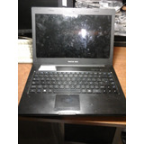 Notebook Bgh Positivo Modelo C520 3d