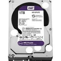 Disco Rigido Western Digital Wd10purz Purple 1tb Videovigila