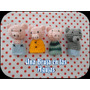 Amigurumi Títeres Crochet Los 3 Chanchitos