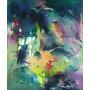Cuadro Acrílilico Orig 60 X 70 Esencialismo Pintura Abstract