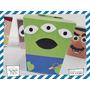 Souvenir Evento Cumple Personalizado Caja Toy Story Marciano