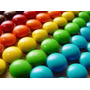 Confites Lentejas De Chocolate Por Color X 1kg