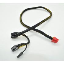 Cable Fuente Modular Gpu 2x Pci-e 8 Pin (6+2)  Mallado 18awg