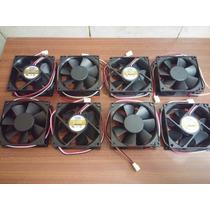 Cooler Fan Ventilador Ruleman 8cm Dc Pixie25 Iii 0.32a 3.8w
