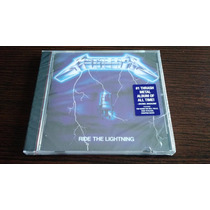 Metallica Ride The Lightning Cd Importado - Megadeth