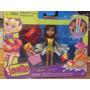 Polly Pocket Shani C/accesorios Cambia De Color - Mattel