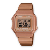 Reloj Casio Retro Vintage B-650wc Rose Gold Impacto Online