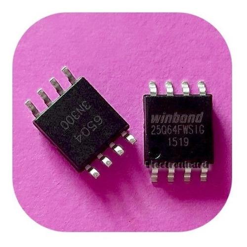 Winbond 25q64 Programmer