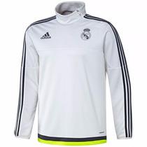 Buzo De Entrenamiento Real Madrid - Entrega Inmediata