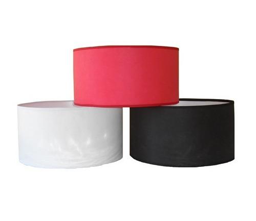 pantallas para lamparas de mesa y de pie pegada de cm