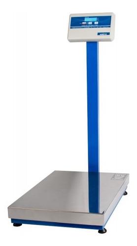 Balanza Industrial Digital Kretz Master 250 Kg 110v/220v (bivolt) Plateado