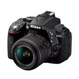 Cámara Nikon Reflex D5300 Kit 18-55 Mm Blackdays